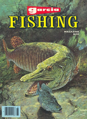 Annual 1978 garcia annual fishing guide and catalog flickr for Free fishing catalogs