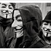 Anonymous times three