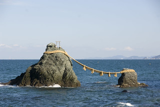 Meoto-iwa (Wedded Rocks) | by Smaku