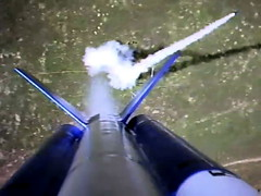 Brighthawk Video Rocket | by jurvetson