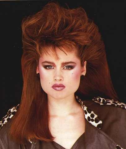 Enjoyable 80S Hairstyle 7 Amara Flickr Hairstyle Inspiration Daily Dogsangcom
