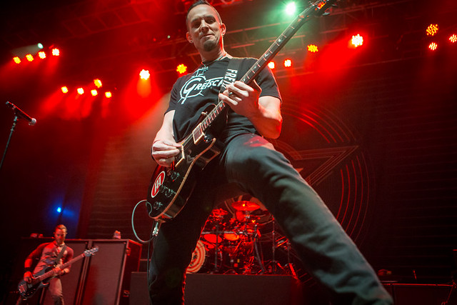 Alter Bridge @ Fillmore, Silver Spring, MD 02/10/2017