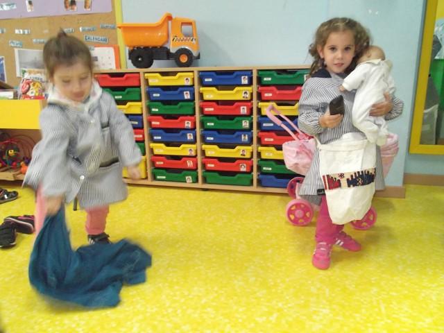 Racons de joc veterinari i disfresses