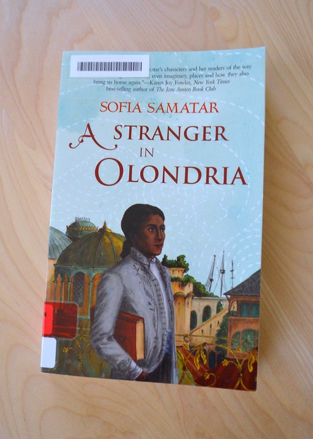 21 Authors A Stranger in Olondria