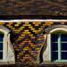 Burgundian Roof Top - Montelie