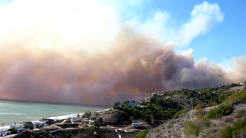 Malibu Fire 2007 | by nicadlr
