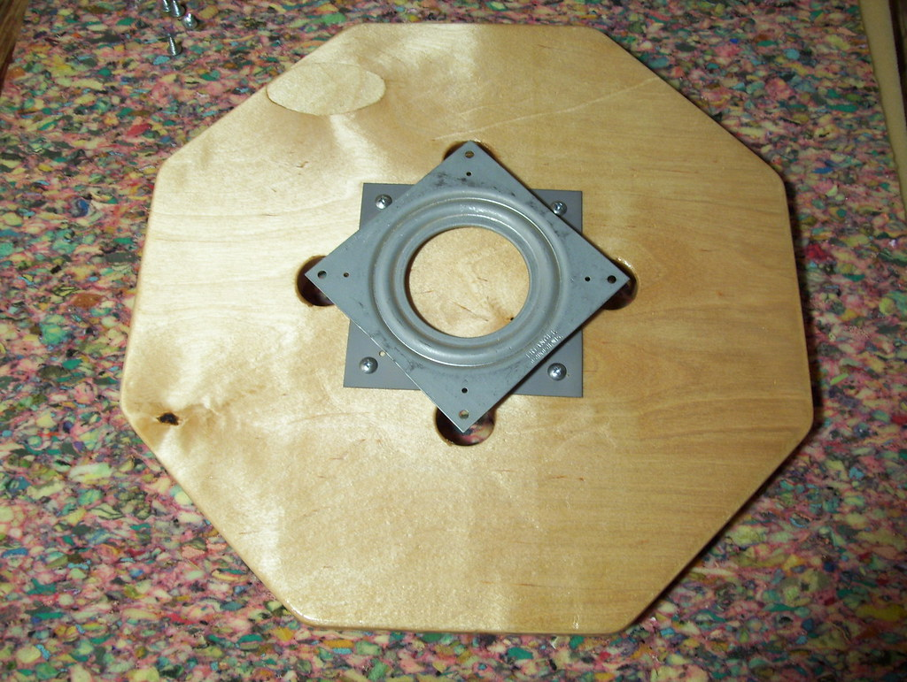 Making A Lazy Susan 58 When The Lazy Susan Has The