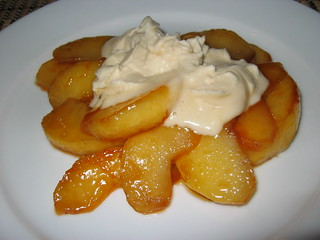 Caramelized Apple with Maple Mascarpone | by Kevin - Closet Cooking