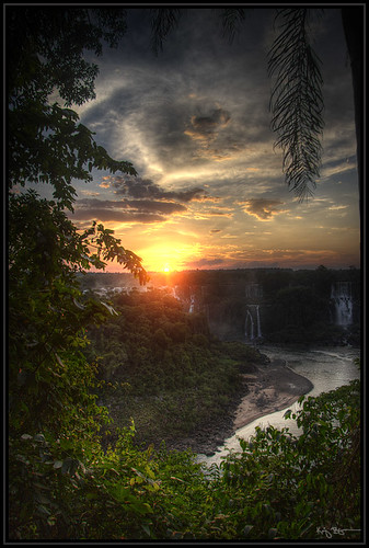 Close to the hotel in Foz do Iguaçu | by Kaj Bjurman
