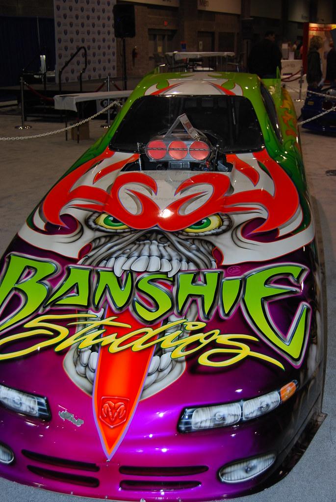 Suped Up Car Nice Car At Washington Auto Show Daniel Borman - Suped up