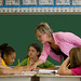 Teacher and Sudents