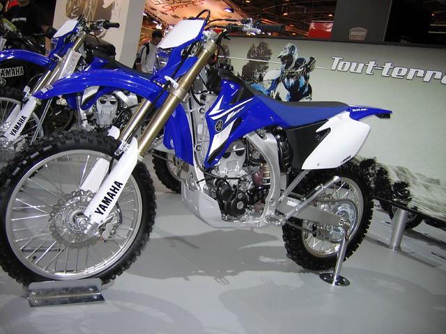 Yamaha Wr  Stroke