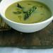 Smoked Asparagus Soup Vert
