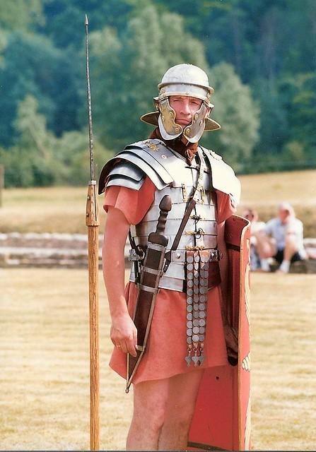 roman soldier the roman legionary was a professional soldi flickr
