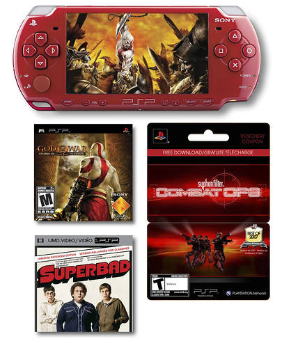 God of War PSP Entertainment Pack | by PlayStation.Blog