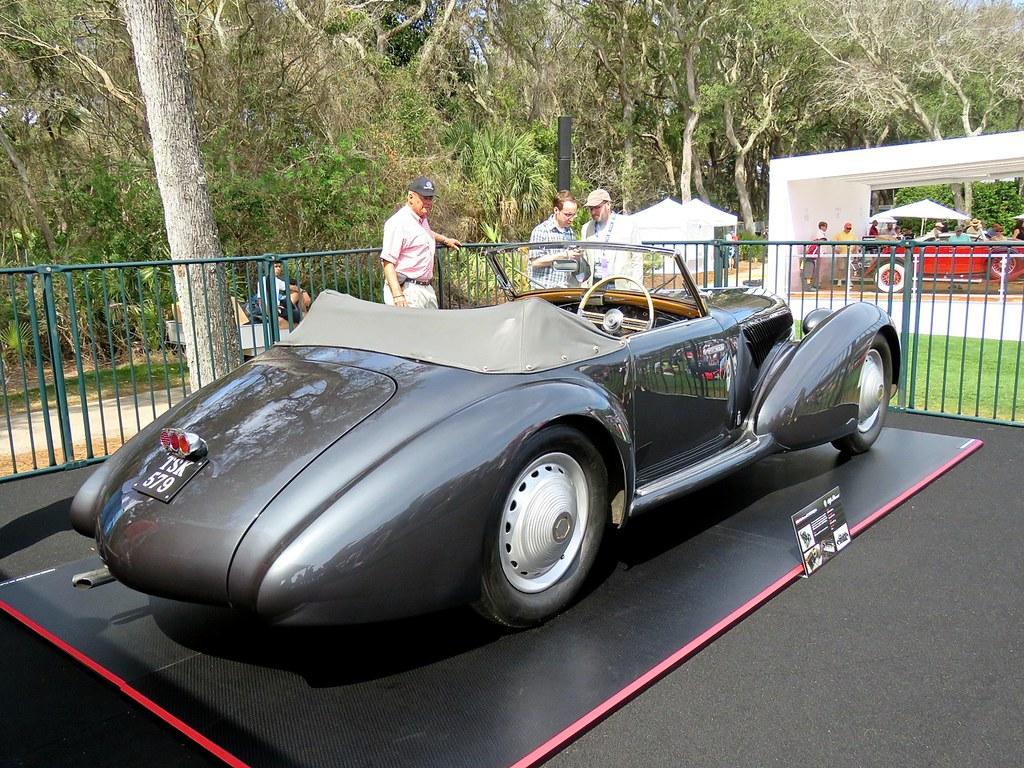Alfa Romeo 8C 2900B Amelia 1
