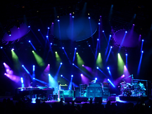 Phish - 2011.05.31 - PNC Bank | by toddlevy