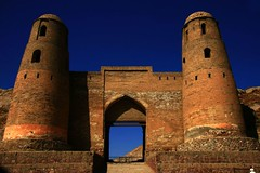Hissar Fortress | by @mbient
