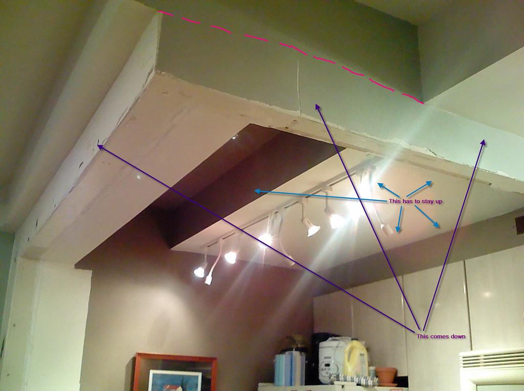 New Kitchen Ceiling Drywall Site Reddit Com R Homeimprovement