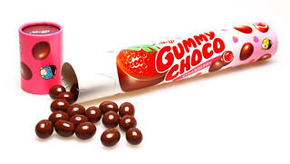 Strawberry Gummy Choco | by cybele-