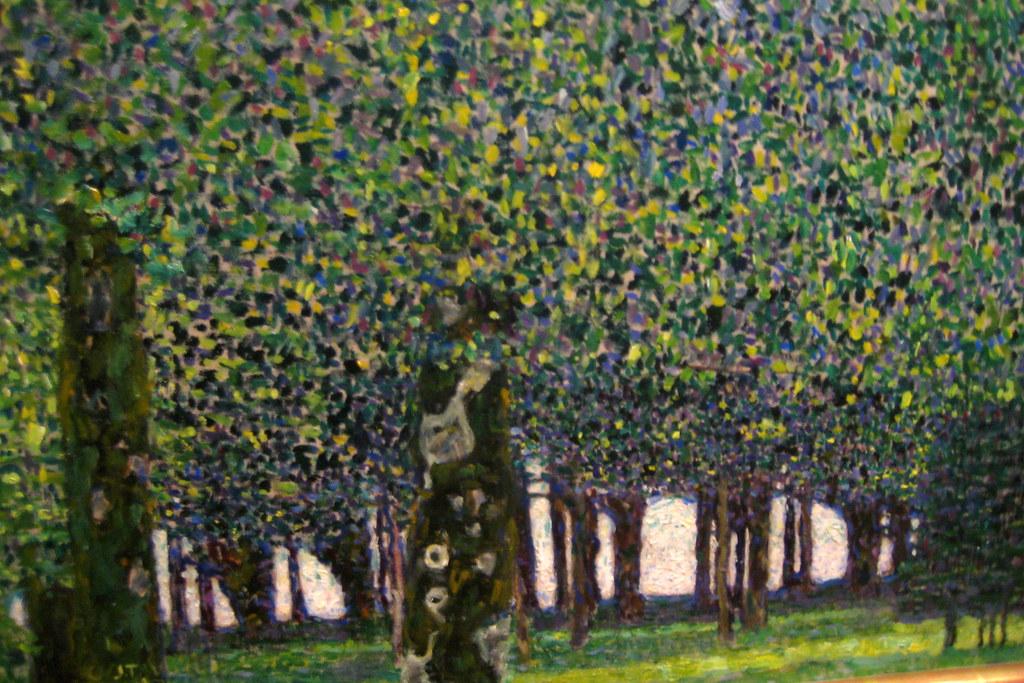 NYC - MoMA: Gustav Klimt's The Park   The Park, 1910 or ...