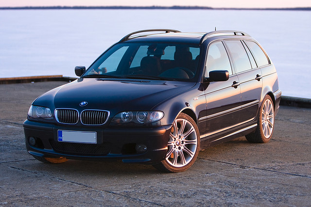 bmw e46 330d 3 bmw e46 330d touring with m sport too bad flickr. Black Bedroom Furniture Sets. Home Design Ideas