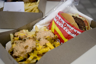 Double-Double & Fries - Animal Style | by Jay Adan