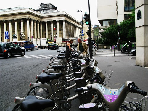 Paris Bike Culture - Vive la Vélib' | by Mikael Colville-Andersen
