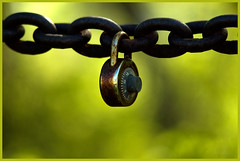 Locked & Chained | by .Bala