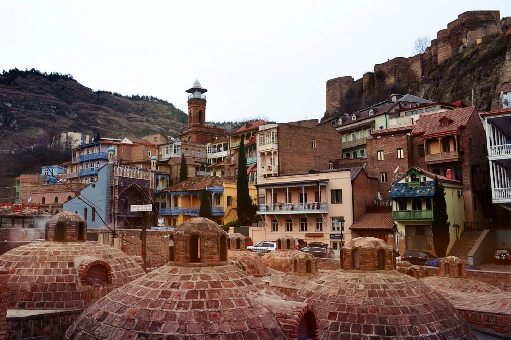 Matka Georgiaan | Tbilisi