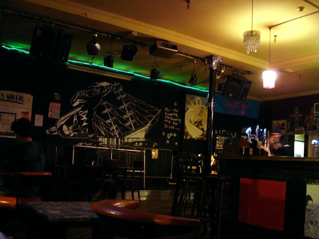 Inside The New Cross Inn London Se14 Pub And Live Music