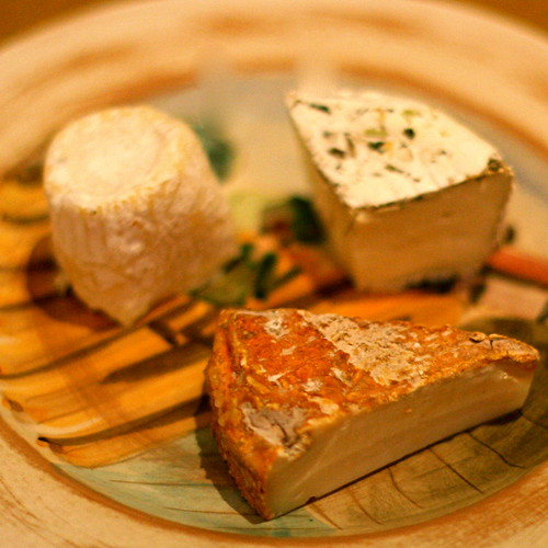 the dwindling cheese plate | by Married with Dinner
