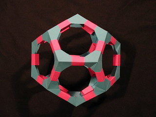 Polyhedra Kit Dodecahedron (Modular Origami) | by One Small Crease