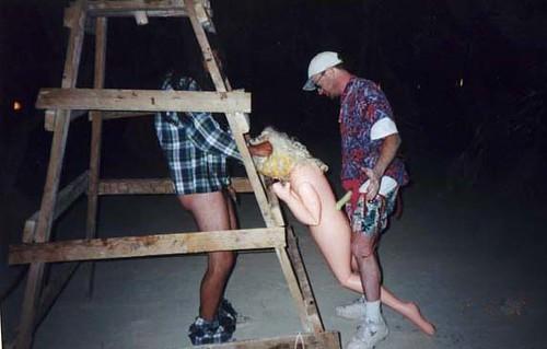 Latina painted porn