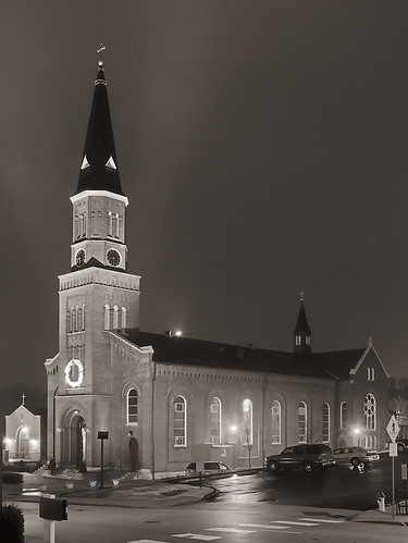 Saint Peter Roman Catholic Church In Saint Charles Misso