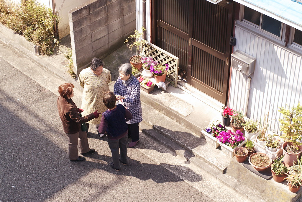 井戸端会議 is back! | 朝起きる...
