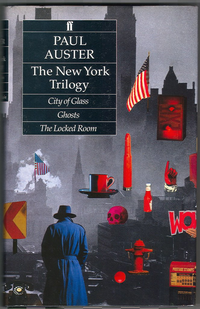 paul auster new york trilogy essay Is this the perfect essay for you save time and order critical analysis on paul auster's the new york trilogy essay editing for only $139 per page.
