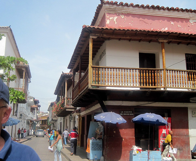 Old City Cartagena Restaurants