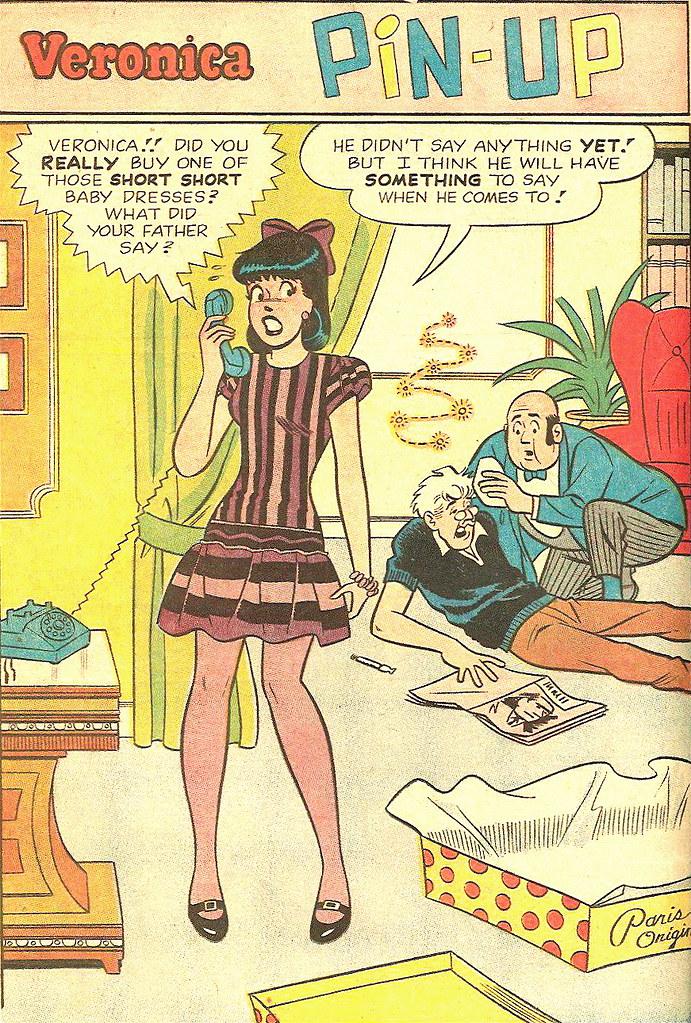 Betty free porn veronica