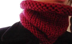 knit COWL | by s-o-p-h-i-a