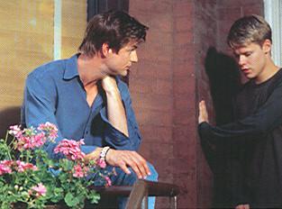 Gale Harold and Randy ...