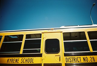 School bus | by kevin dooley