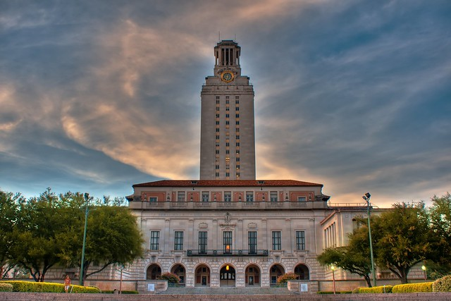 the tower ut austin campus carry loaded guns