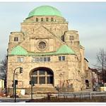 Essen  - Kulturhauptstadt Europas 2010 - Alte Synagoge