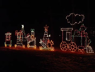 Festival of Lights | by Buncombe County Flickr