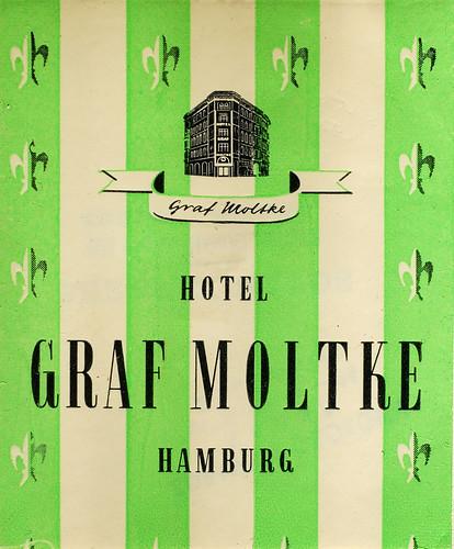 Hamburg Hotel Graf Moltke