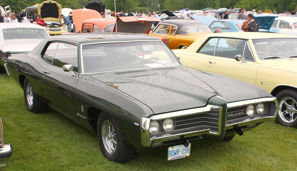 1969 Pontiac Strato Chief 2 Door Hardtop Richard