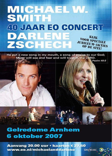 Michael W. Smith & Darlene Zschech