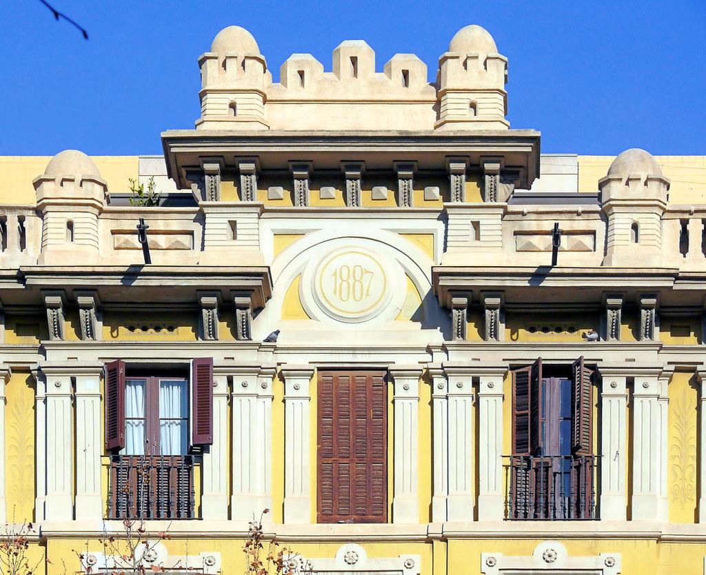Punt Roma, Rambla Catalunya, 102 Bis