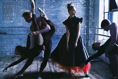 in time with the music - by mark seliger - for vogue italia | by fashion.inspiration